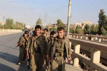 Kerkük'e 700 PKK'lı girdi