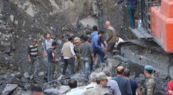 Şırnak'ta göçük; 7 işçi öldü