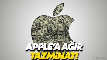 Apple patent davasını kaybetti
