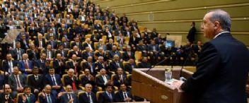 Erdoğan'dan sert sözler: Hangi hakla 'Kerkük benim' diyorsun!