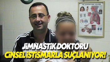 Amerikan Jimnastik doktorunun taciz skandalı
