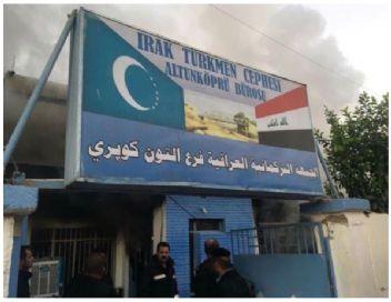 Kerkük-Erbil yolunda çatışma