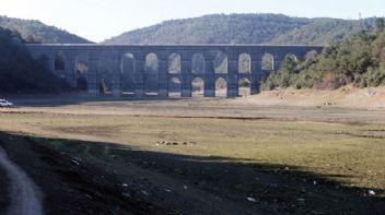 İstanbul barajlarındaki su hızla azalıyor