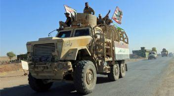 Irak ordusu, Altınköprü'yü ele geçirdi