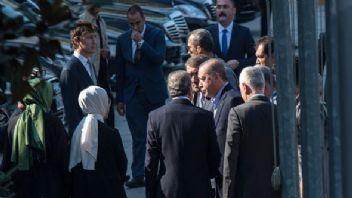 Erdoğan, İstanbul İl Başkanlığı İstişare Toplantısına katıldı