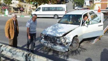 Eşref Kolçak ve trafik'de 92 yaş tartışması