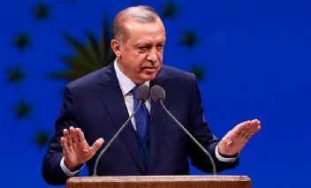 Cumhurbaşkanı Erdoğan; Bir gece ansızın vurabiliriz.