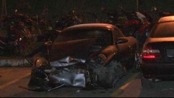 Bağdat Caddesi'nde kaza dehşeti: Yaralılar var