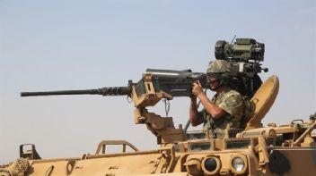 Irak sınırında askeri tatbikat devam ediyor