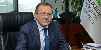 Balıkesir Belediye Başkanının istifa için karar veremedi