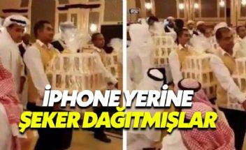 Düğünde iPhone 8 dağıtıldığı iddiaları yalan çıktı