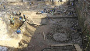Arkeoloji dünyasında Beşiktaş heyacanı