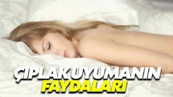 Çıplak uyumanın faydaları saymakla bitmiyor