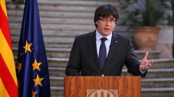 Katalonya lideri Belçika'ya kaçtı