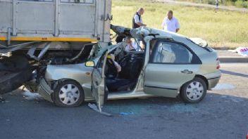 Trafik kazalarında 10 yılda 51 bin kişi yaşamını yitirdi