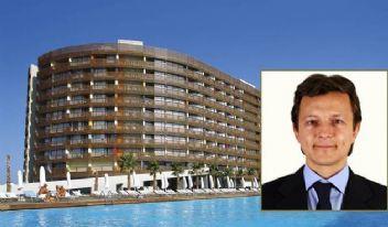 Ünlü otel sahibine silahlı saldırı şoku