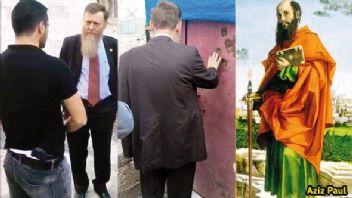Tarsus'taki gizli kazıyı Vatikan yaptırıyor!...