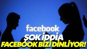 Facebook hakkında inanılmaz iddia!