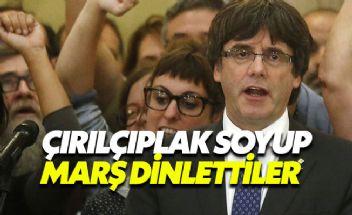 Teslim olan Katalan lidere işkence yapıldı iddiası