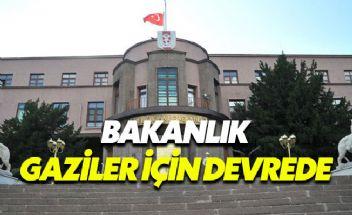 Ankara'da gazilere saldıran magandalar, bakanlığı harekete geçirdi
