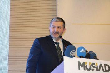 MÜSİAD Başkanı Kaan, Faizsiz finans, İş dünyasının sorunlarını çözer