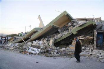 Komşularda yaşanan depremde ölü sayısı artıyor