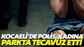 Kocaeli'de polis, kadına parkta tecavüz etti
