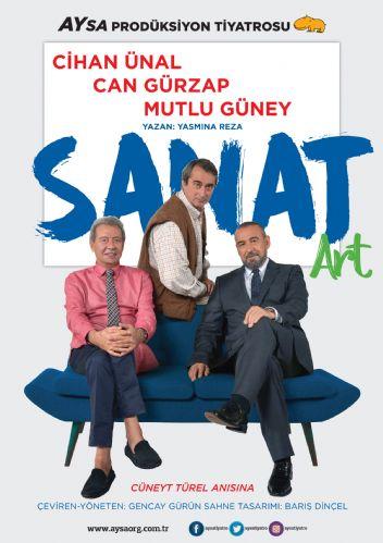 Türk tiyatrosunun dev aktörleri aynı sahnede buluştu