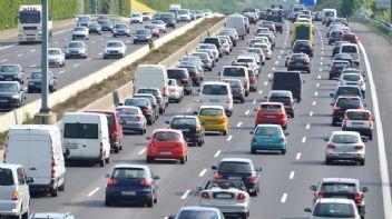 Trafiğe kayıtlı araç sayısı 22 milyon oldu