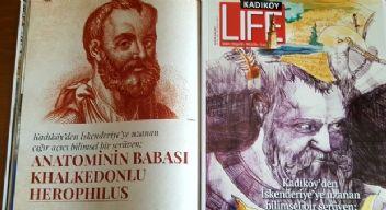 Kadıköylü Heraphilus, Kadıköy Life dergisinde yeniden hayat buldu