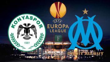 Konyaspor Marsilya Maçı ilk 11'ler belirlendi