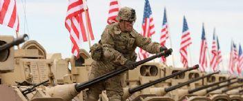 Amerikan Ordusu Kerkük'e konuşlanıyor