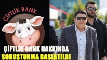 Sanal 'Çiftlik Bank' hakkında soruşturma başlatıldı