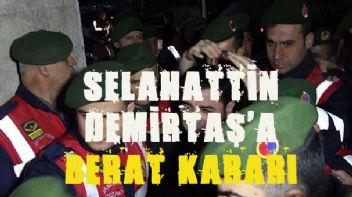 HDP Eş Genel Başkanı Selahattin Demirtaş için beraat kararı