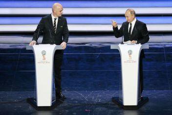 2018 Yılı Dünya Kupası Kuraları Yapıldı!