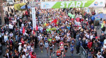 65 bin katılımcıyla Mersin Maratonu koşuldu