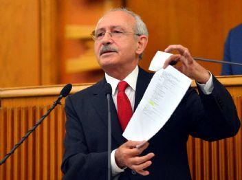 Kılıçdaroğlu'ndan Başbakan'a Reza Zarrab çağrısı