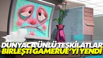 Dünyaca ünlü teşkilatlar birleşti Gamerue'yi yendi