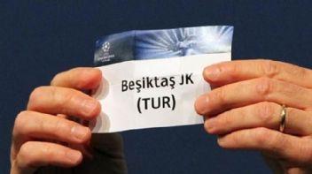 Beşiktaş'a Şampiyonlar Ligi'nde korkunç rakip