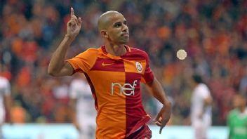 Feghouli: 'Galatasaray benim için doğru tercih oldu'