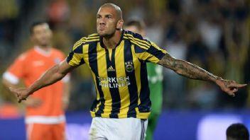 Fenerbahçeli Fernandao ülkesine dönüyor