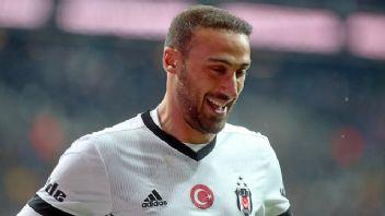 Everton Cenk Tosun için İstanbul'da