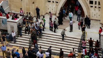 Mısır'da kiliseye saldırı, 5 kişi hayatını kaybetti