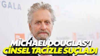 Michael Douglas'ı cinsel tacizle suçladı!