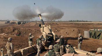 TSK: 'Afrin'deki terör örgütü YPG sığınakları vuruldu'