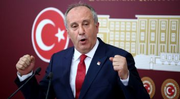 CHP'de son başkan adayı Muharrem İnce