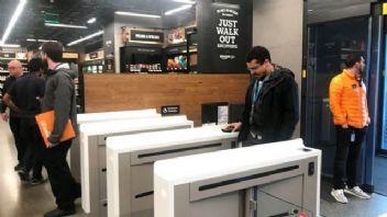 Amerika'da ilk kasasız süpermarket açıldı