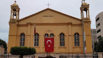 Afrin operasyonuna İskenderun kilisesinden destek