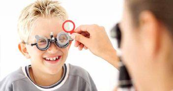 Çocuklukta göz problemlerine karşı önlem almak şart