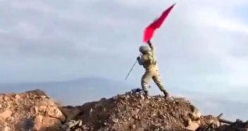 Afrin harekatında Darmık Dağı YPG'den temizlendi